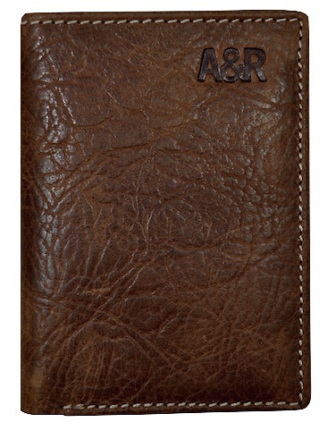 CARD HOLDER OF MAN IN SKIN BISONTE OF QUALITY