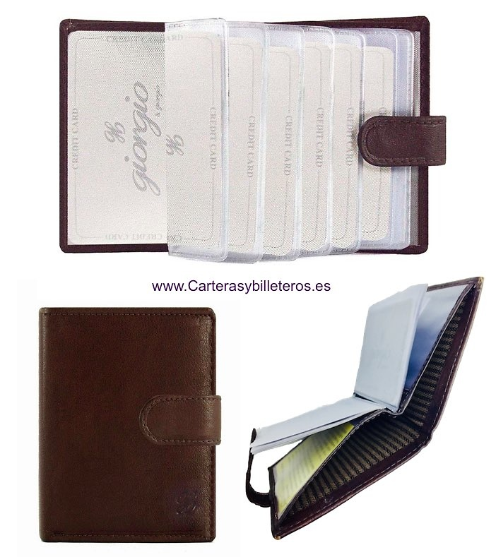 online retailer c5e7c 7e1c6 CARD HOLDER WALLET 10 CARDS WITH CLOSURE