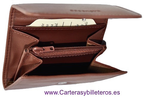 LEATHER PURSE AND CARD MADE IN UBRIQUE SPAIN HANDCRAFT