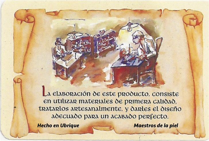 LONG WALLET OF WOMAN SKIN MADE IN SPAIN HANDCRAFT