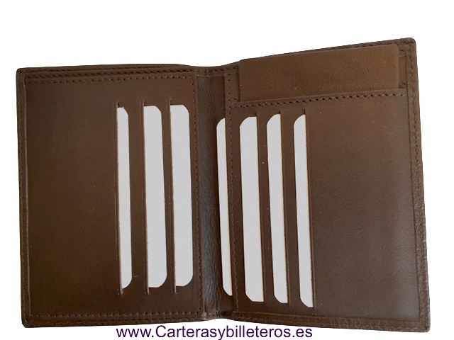 Portefeuilles de homme avec porte carte cuir de luxe - Porte carte cuir homme luxe ...