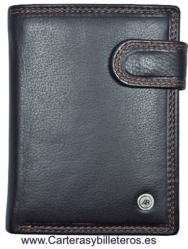 LUXURY LEATHER WALLET CARD