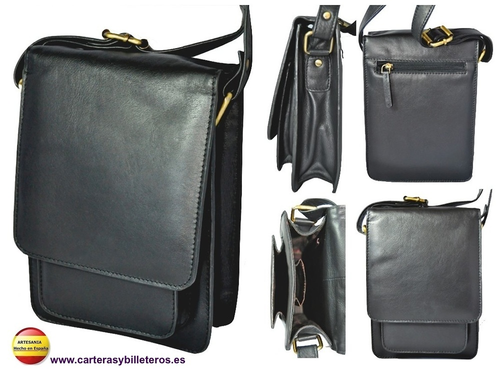 Man Bag Made In Luxury Leather High Quality Made In