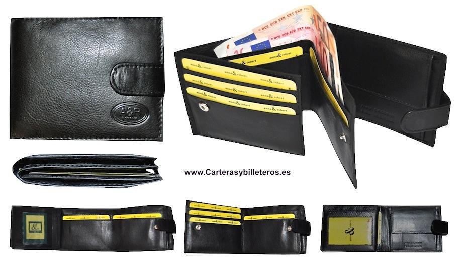 Homme portefeuilles fabriqu e cuir porte monnaie - Portefeuille cuir homme avec porte monnaie ...