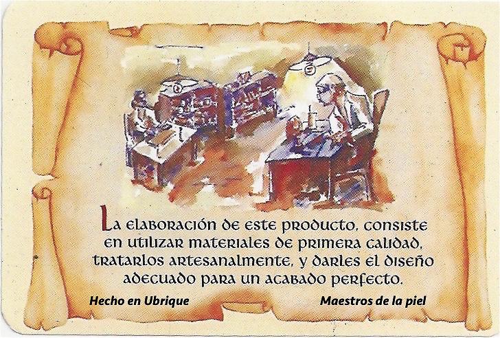 TARJETERO MONEDERO DE PIEL DE UBRIQUE GRANDE EXTRA PLANO MARCA CUBILO 6 TARJETAS