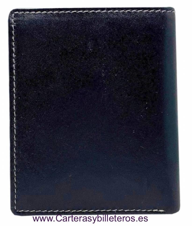 WALLET MEN'S LEATHER CARD SUMUM BRAND AR