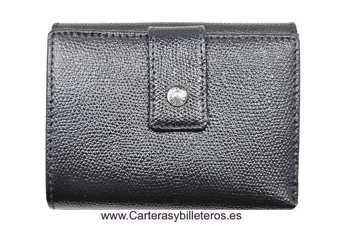 WOMEN'S LEATHER WALLET COLOR EXCLUSIVE SIENA