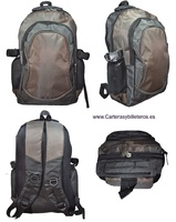 BACKPACK URBAN VERY LIGHT GRAPHITEC