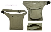 BAG TO CARRY IN THE WAIST SUPPORTED IN THE LEG