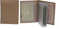 BUSINESS CARD HOLDER LEATHER LUXURY OF HIGH QUALITY