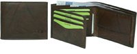 CARD HOLDER LEATHER FOR MAN WITH WALLET AND PURSE