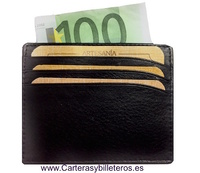 CARD HOLDER MANUFACTURED ENPIEL IN SPAIN MARCA CUBILO
