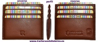 HOLDER PORTA DOCUMENTATION MARK AR LEATHER EXTRA-FINE