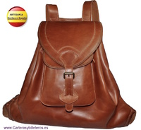 LEATHER BACKPACK LUXURY  BIG