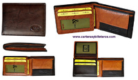 LEATHER CARD WALLET QUALITY MEN