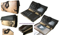 LEATHER WALLET FOR WOMAN  MADE IN SPAIN