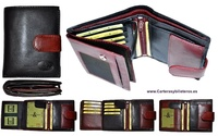 MAN WALLET  OF LEATHER OF QUALITY WITH WALLET AND CASH DRAWER