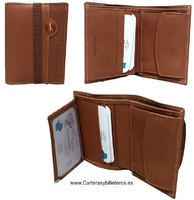 MEN'S WALLET CLOSURE ELASTIC SKIN UBRIQUE