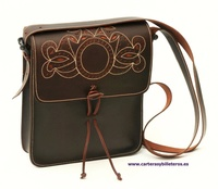OILED LEATHER BAG CRAFTS