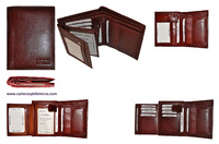 PORTFOLIO AND MENS BILLFOLD WALLET FACT IN SKIN