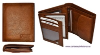 WALLET FOR MAN IN LEATHER OF BEEF