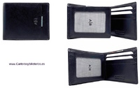 WALLET MEN'S LEATHER SUMUM BRAND AR