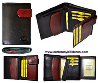 WALLET OF HIGH-QUALITY SKIN AND VERY COMPLETE