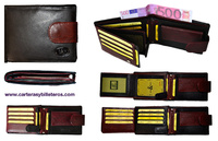 WALLET  OF LEATHER QUALITY WITH SUPER  CAPACITY SIZE BIG