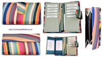 WOMEN WALLET WITH EXCLUSIVE MULTICOLOR DESIGN