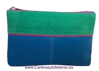 WOMEN'S PURSE POCKET TO HANDLE